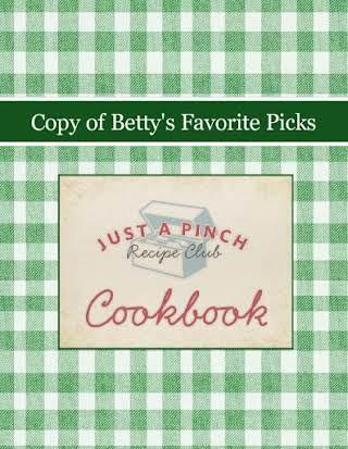 Copy of Betty's Favorite Picks