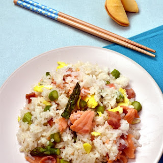 Smoked Salmon Rice Recipes.