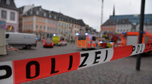 Un atropello masivo deja dos muertos en la ciudad alemana de Tréveris