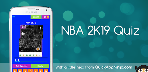 NBA 2K19 Quiz Unofficial Game - by Zhekun Inc - Sports Games