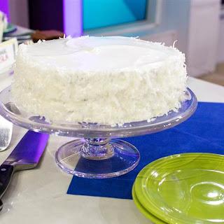 Duff Goldman's Coconut Marshmallow Cake