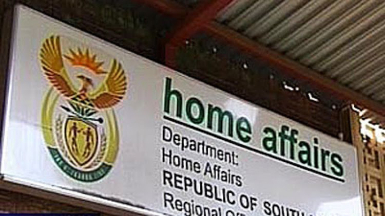 Home Affairs computers have been down on Friday.