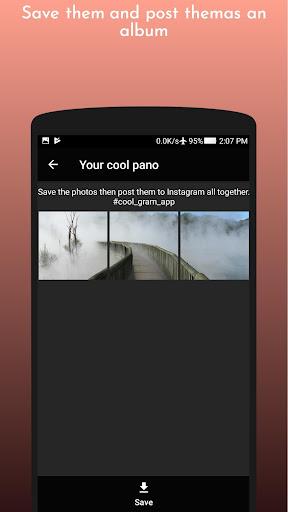Coolgram - Instagram panorama, grid and square 1.2.0 screenshots 3