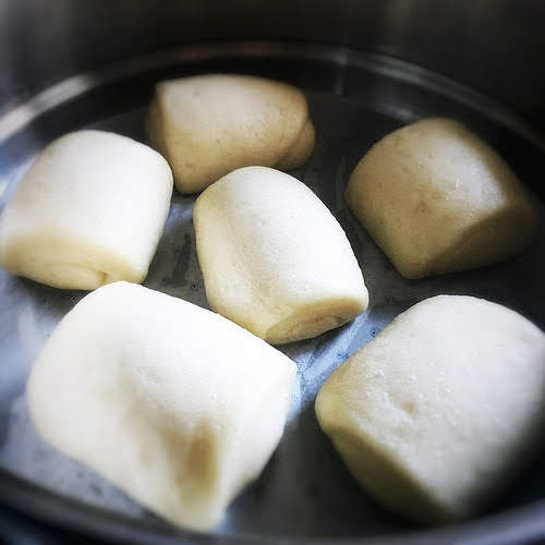 Chinese bread, chinese, Steamed Buns,  麵包, Mantou, recipe, chinese yeast bread, sweet bread, 饅頭