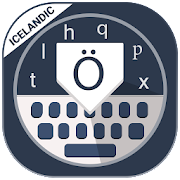 Icelandic keyboard