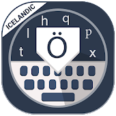 Icelandic Keyboard Android APK Download Free By AB Keyboard Team