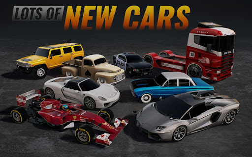 Race the Traffic Nitro android2mod screenshots 3