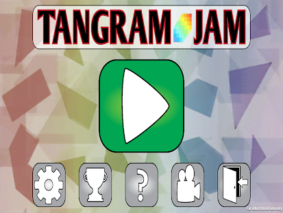 Tangram Jam- screenshot thumbnail