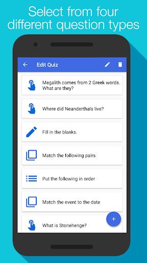 Topgrade Quiz Maker 2.5.4 screenshots 3