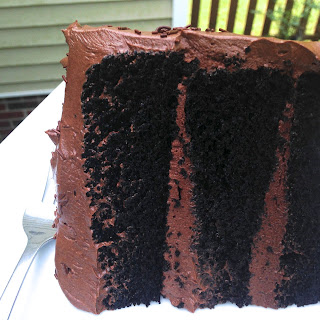 The Best Chocolate Cake You'll Ever Make- I promise!.