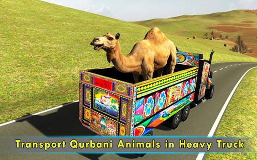 Pk Eid Animal Transport Truck screenshots 15