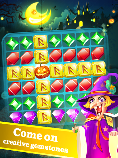 Diamond Bomb Witch New Match 3 1.2 screenshots 3
