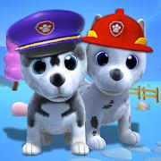 Download Game Talking Husky Dog