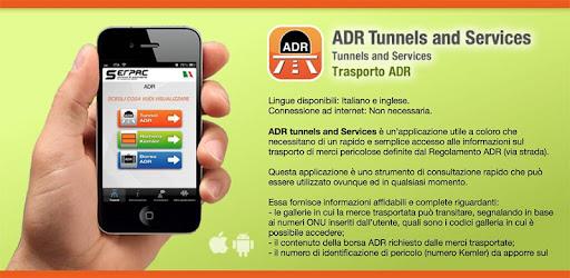 Приложения в Google Play – ADR - Tunnels and Services