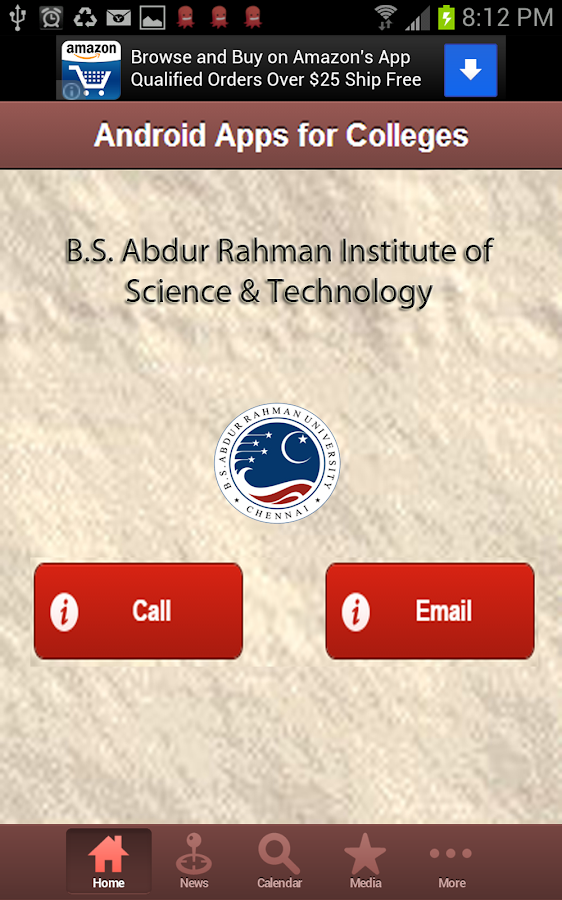 B.S.Abdul Rahman Institute - Android Apps on Google Play