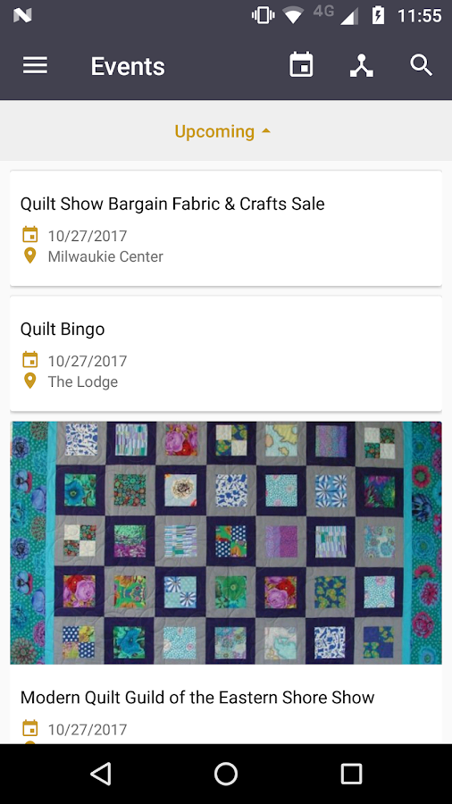 Quilters Resources- screenshot