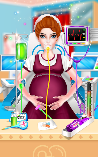 Mommy & Baby Care Games apkpoly screenshots 9