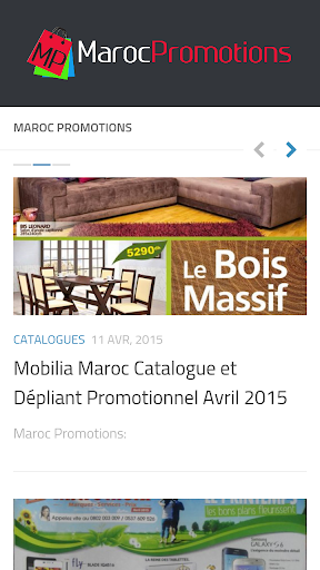 Maroc Promotions
