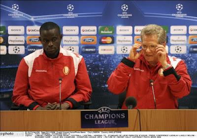 Mohamed Sarr laat zich uit over Bölöni en Preud'homme in de aanloop naar Antwerp - Standard