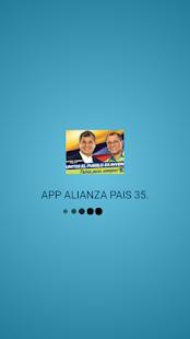 APP ALIANZA PAIS 35-100% OVEJUNOS - náhled