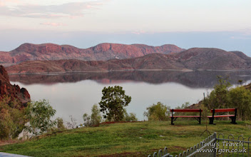 Photo: Lake Argyle, Western Australia