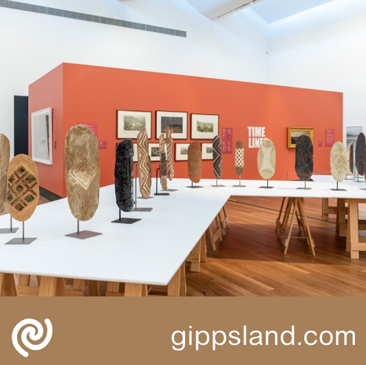 The Gippsland Art Gallery is the exclusive Victorian tour venue for the Archibald Prize 2021 regional tour, Australia's oldest and most prestigious art exhibition