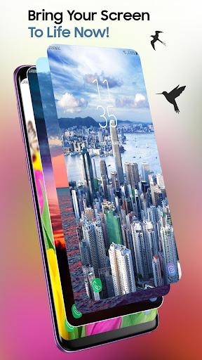 3D Wallpapers Backgrounds HD 1.9 screenshots 4