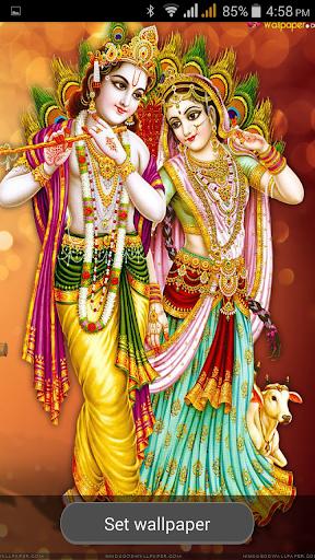 HD Radha Krishna LWP 1.04 screenshots 2