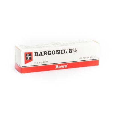 Lidocaína + Heparinoide Bargonil 30g