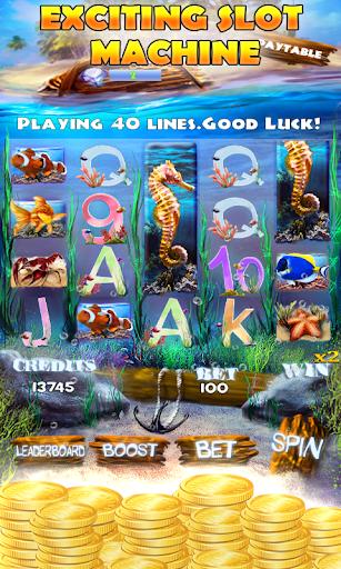 Gold Fish Slots Machine