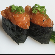 Salmon Gunkan