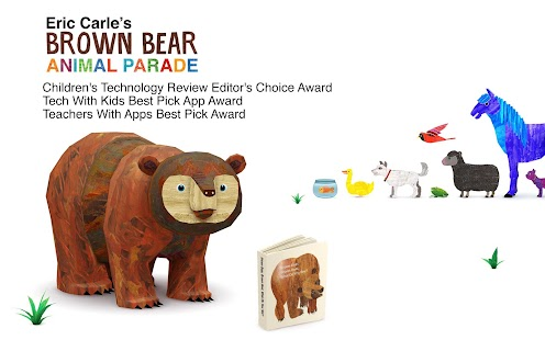 Brown Bear - Animal Parade- screenshot thumbnail