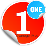 ONE CM12/CM12.1/PA THEME v1.2