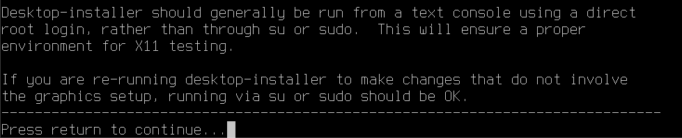 Install KDE on FreeBSD - Desktop Installer [2]. Source: nudesystems.com