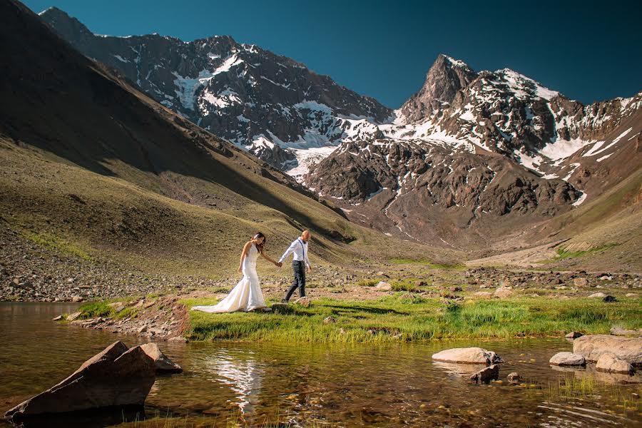 Fotografo di matrimoni Christian Puello (puelloconde). Foto del 09.04.2020