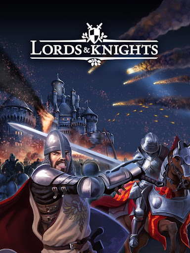 Lords & Knights - Medieval Strategy MMO 6.15.0 screenshots 13