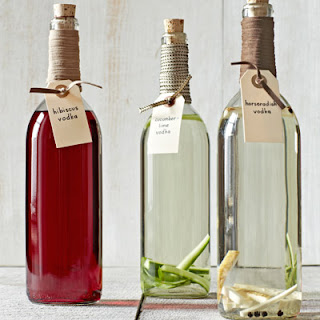 Infused Vodkas Recipe