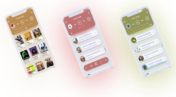 Music Player Pro - Top Most App Screenshot