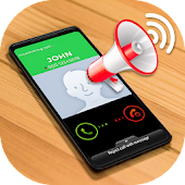 Caller Name Announcer - Caller id Speaker