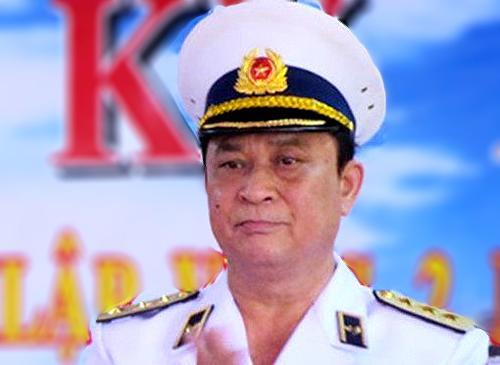 Đô đốc Nguyễn Văn Hiến.