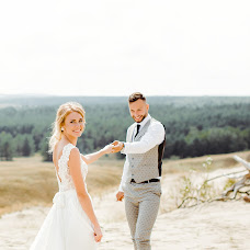 Wedding photographer Kristina Kupstienė (poema). Photo of 11.01.2019