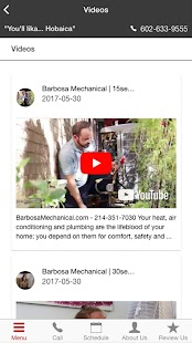 Barbosa Mechanical- screenshot thumbnail