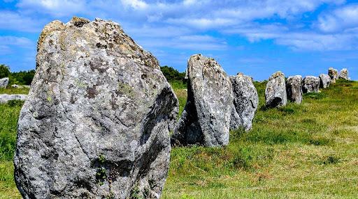 Menhirs de Carnac, Bretagne Sud