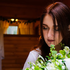 Wedding photographer Anna Trubicyna (annatrubitsyna). Photo of 15.06.2017