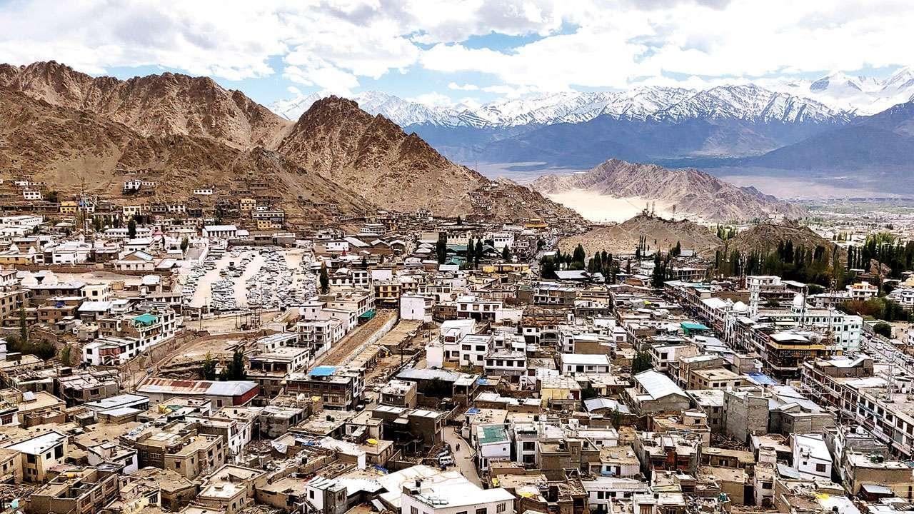 Image result for government grants divisional status to ladakh