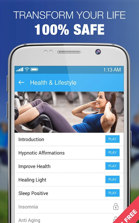 Hypnosis for Health & Wellness- screenshot