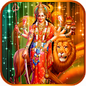 Durga Maa Live Wallpaper icon
