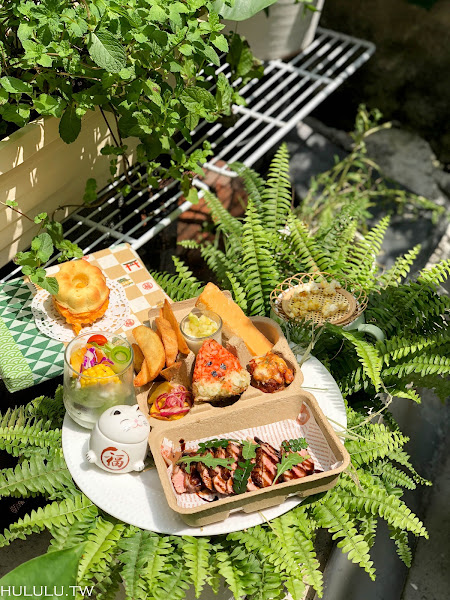 揪姐妹一起來野餐吧!油畫吐司上市囉~還有超用心早午餐。『也野餐參』|台南下午茶|