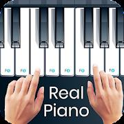 Real Piano -  Piano keyboard 2018