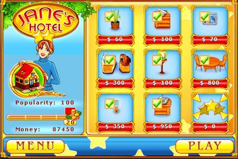 Jane's Hotel screenshot 1